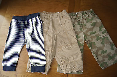 Boys Trousers Bundle in size 9-12 Months