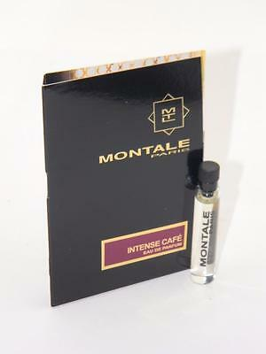 Montale Intense Cafe EDP Vial Sample 2ml 0.07 fl oz New With Card