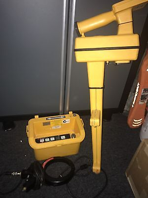 Dynatel 2550 EMS ID Underground Cable Line Pipe Locator MetroTech DItch Witch