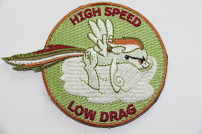 High Speed, Low Drag