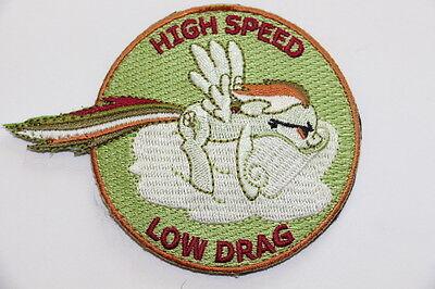 High Speed, Low Drag