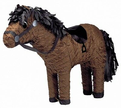 Brown Horse Pinata | Party Game | Decoration
