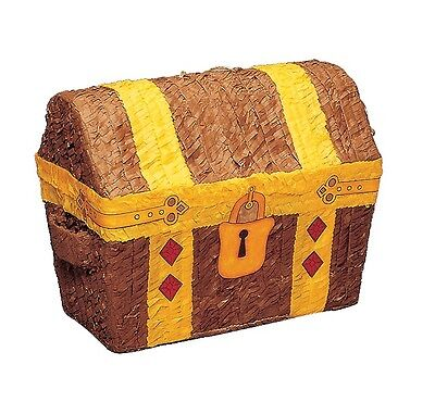 Treasure Chest | Pirate | Gold Pinata | Party Game | Decoration