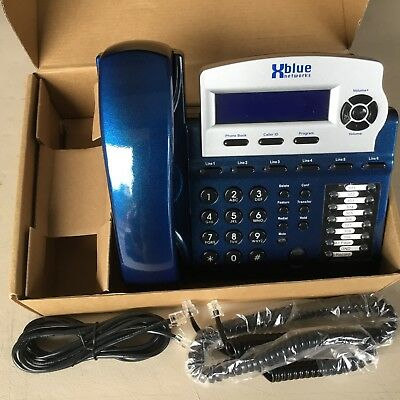 Xblue X16 Phone  Color. Blue. New In Box   FREE SHIPPING!!!!