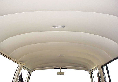 Perforated Vinyl Headliner  Off White  VW T2 Bay 1967–1971