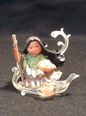 "17A Enesco Friends Of the Feather Figurine ""Spirit Of Dependability"" 1999"