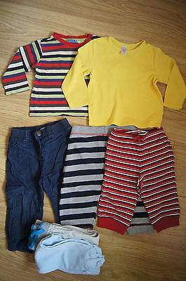 Boys Clothes Bundle 12-18 Months 5 items + 3 free