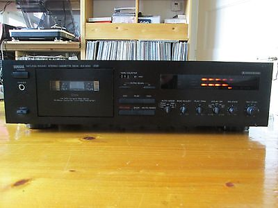 YAMAHA cassette tapedeck KX-250 Dolby B/C METAL ADJUSTABLE BIASS 220-230V/50hz
