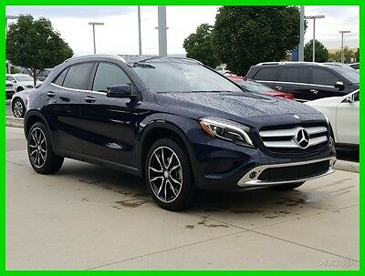 2017 Mercedes-Benz Other 250 2017 250 Used Turbo 2L I4 16V Automatic 4MATIC SUV Premium