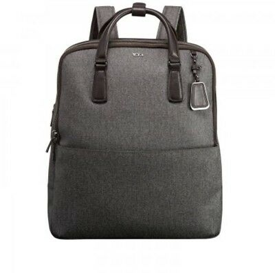 Tumi Womens Sinclair Olivia Convertible Backpack 79380 Earl Gray $495