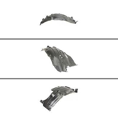 AM Front,Left Driver Side LH Splash Shield For Infiniti G35 IN1250108 63845AC500