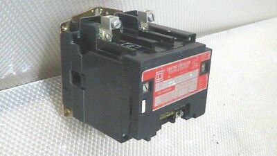 Square D Lighting Contactor 8903-Spg1 60 Amp 2 Pole 600 Vac With 208V Coil