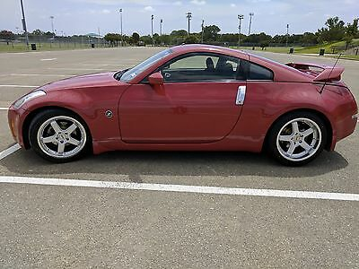 2003 Nissan 350Z  GReddy Twin Turbo 350Z for Sale low miles (Mint)