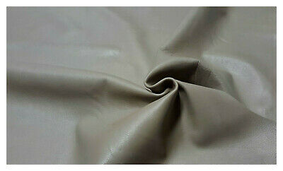 Leather Cowhide Taupe Full Grain Automotive Upholstery Craft Cowhide TS-1533