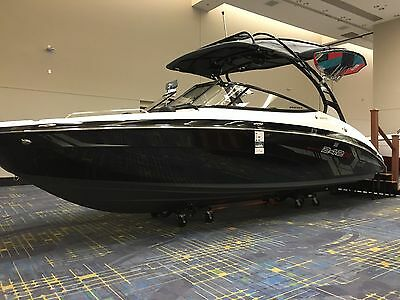 2017 Yamaha 242X E-Series Brand New! Text Or Call Now Before Inventory Is Gone!