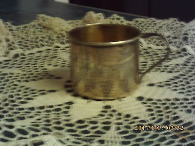 Sterling Silver Baby Cup And More