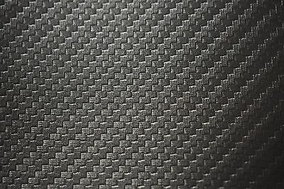 "Carbon Fiber Vinyl Fabric Dk. Gray Marine Upholstry Outdoor Auto Boat 54"" Wide"