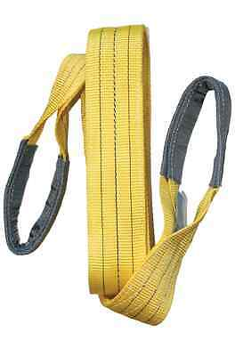 New Duplex Flat Webbing Sling 3 Tonne available / 1 , 2 , 3 ,4 Metre Lengths