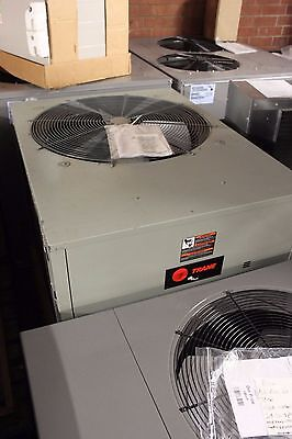 Commercial Trane Odyssey 10 Ton Condenser  Tta120F400Aa 410A 460 Volt 3 Phase