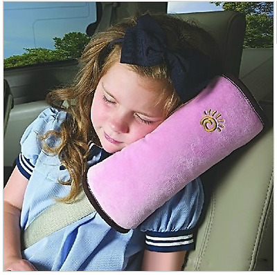 kid Car Pillow Auto Safety Seat Belt Vehicle Shoulder Cushion Pad Children