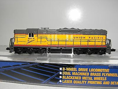 Life-Like N Scale N SD7 Union Pacific #776 Locomotive In As New Condition