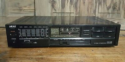 AKAI AM-A-102 Stereo Integrated Amplifier  (1987)