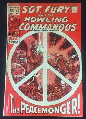 Sgt. Fury and His Howling Commandos #64