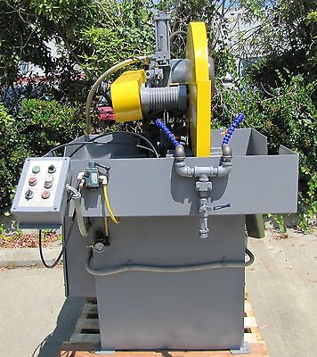 Everett Industries 2022 20hp Oscillating Wet Abrasive Cutoff Saw