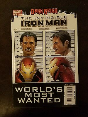 Invincible Iron Man #9 (May 2016, Marvel)