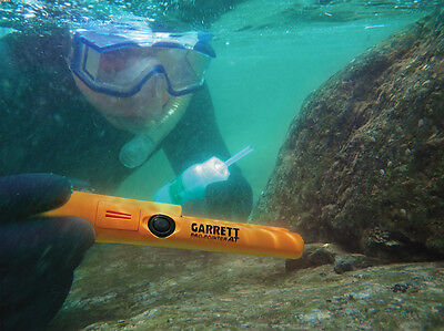 Garrett AT PRO pinpointer also suit Minelab and others