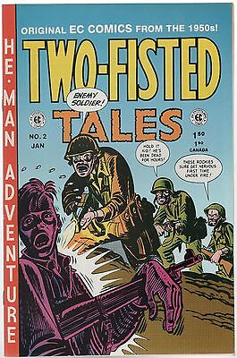 Two-Fisted Tales #2 In Very Fine/Near Mint 9.0 Condition (Jan, 1993, Gemstone)