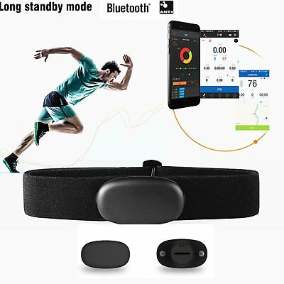 Magene MHR10 Dual Mode ANT+ &Bluetooth 4.0 Heart Rate Monitor Chest Strap Sensor