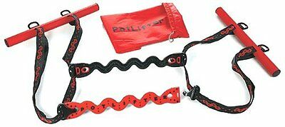 New PotLifter 200-Pound Gardening Heavy Lifting Tool Red Black