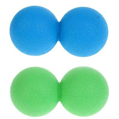 2 x Lacrosse Ball Mobility Myofascial Trigger Point Release Massage Ball