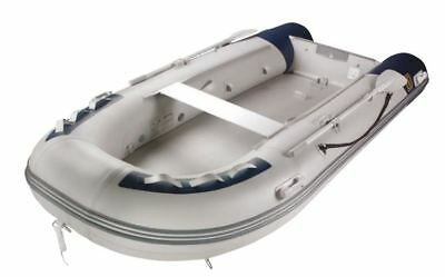 Inflatable Boat Dingy PVC Inflatable Deck 3.3m Traveller 330