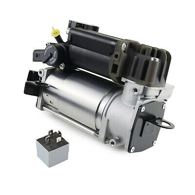 Fit Mercedes W220 W211 S211 C219 With Airmatic Air Compressor Pump 2203200104