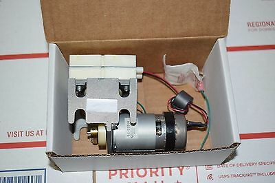 NOS Pace MBT250, PPS400, PRC2000 Replacement Vacuum/Air Pump