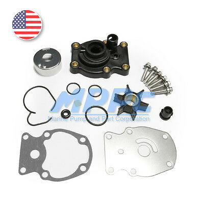 Water Pump Impeller Kit 9-48211, 18-3382 Sierra Mallory Outboard OEM Replacement