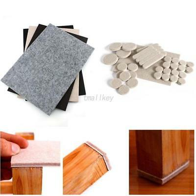 Furniture Chair Felt Pads Floor Wall Scratch Protector Self Adhesive Sticky Pads