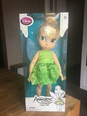 Tinkerbell Disney Store Exclusive Doll 163 19 99 Picclick Uk