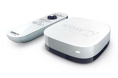 NOW TV BOX 3 Months Entertainment Brand New & Sealed
