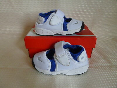 * Nike Rifts Trainers * Size 5.5 Infant Boys * Brand New *