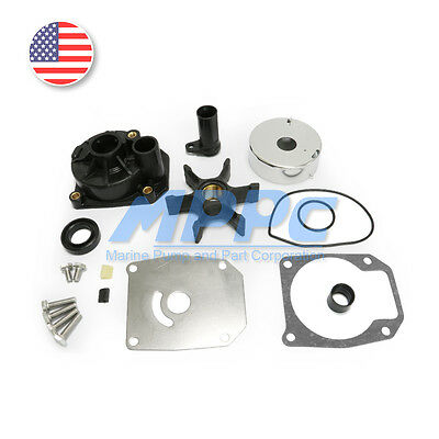 Water Pump Impeller Kit Johnson Evinrude OMC 436957 Sierra 18-3389 Replacement