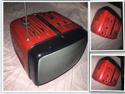 "Brionvega Doney 12"" - Vintage Tv Design Originale"