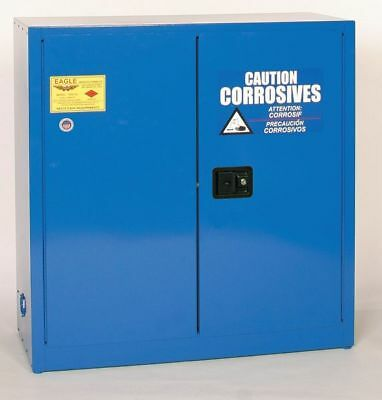 Corrosive Safety Cabinet,30 gal.
