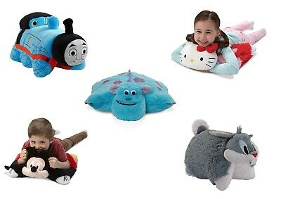 Large Pillow Pets 50cm Bugs Bunny Sulley Monsters Inc Thomas Mickey Hello Kitty