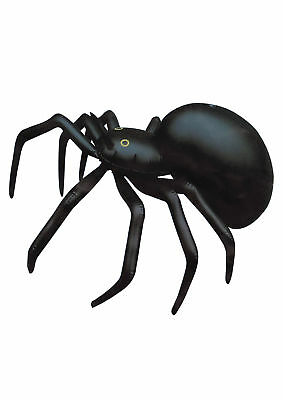 Novelty Halloween Inflatable Blow Up Spider Fancy Dress Accessory 91cm