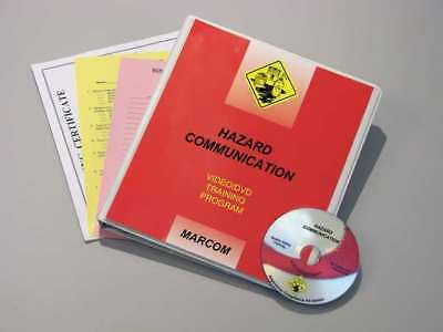 MARCOM V0001659EO DVD Training, Hazcom Industrial