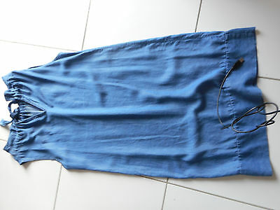 robe jean taille 38/40