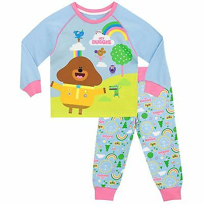 Hey Duggee Pyjamas | Girls Hey Dugge Pjs | Hey Dugge Pyjamas Set | Girls pjs